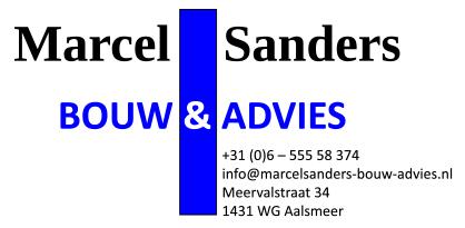 Marcel Sanders Bouw & Advies