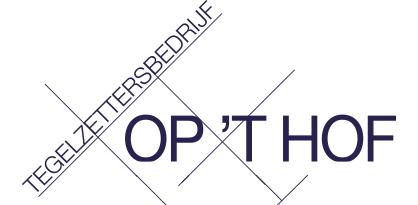 Tegelzetersbedrijf Op 't Hof